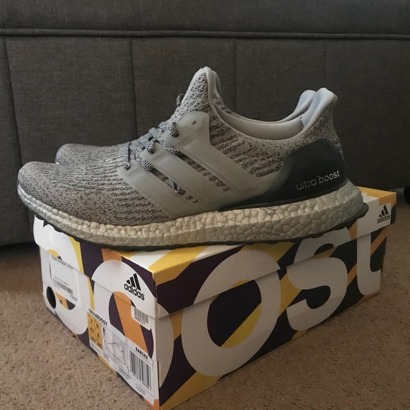 """ff347c0bd69 adidas Other - Adidas UltraBoost 3.0 """"Silver Pack"""""""